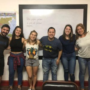 alumnos de ingles - eklab rosario