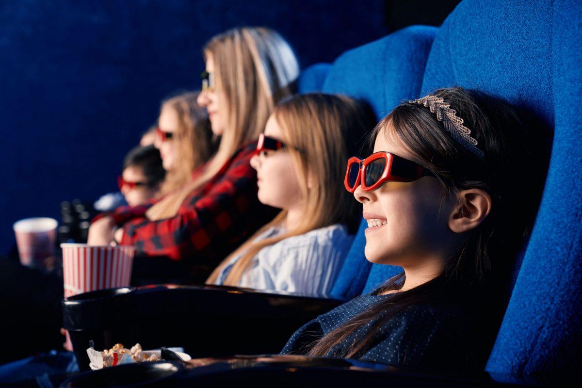 Movie Night Eklab Institute