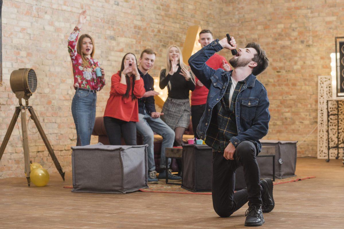 Karaoke & Drinks Eklab Institute